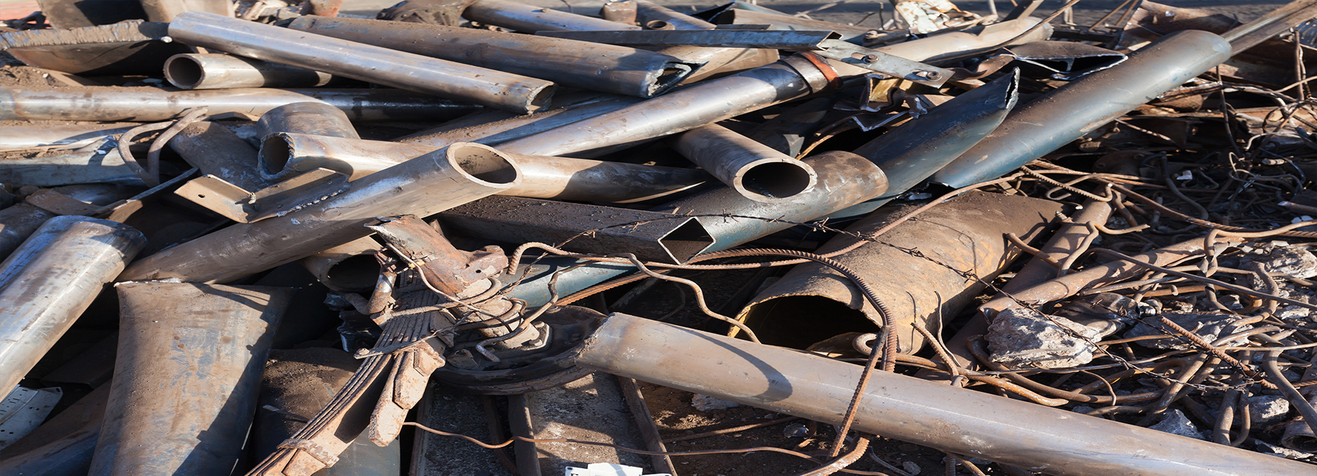 خرید ضایعات آهن